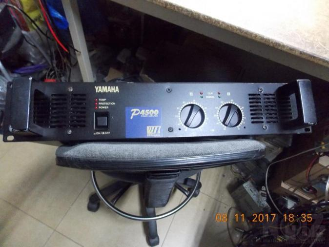 YAMAHA P-4500