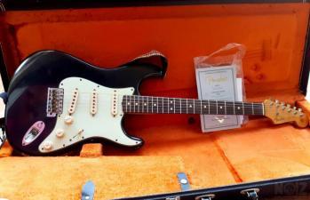 Fender Stratocaster 1963 Custom shop  journeyman relic