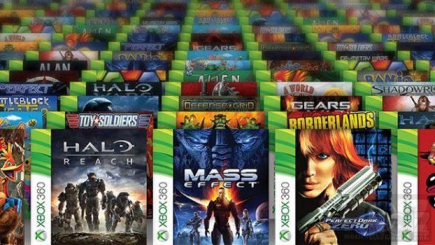 GAMES X-BOX 360 (60 ΤΙΤΛΟΙ)