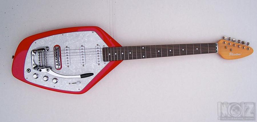 Phantom Guitarworks Phantom Guitar