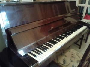 Πιάνο Etude