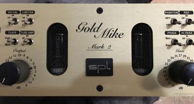 SPL Qure - SPL Gold mike mark 2 (σε άριστη κατάσταση ,τιμή συζητήσιμη