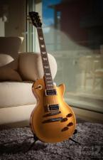 Gibson Les Paul Goldtop (Seymour Duncan Slash Pickups)