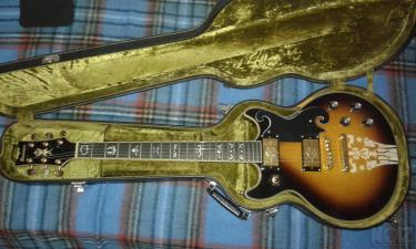 Ηλεκτρική συλλεκτική κιθάρα Ιbanez AR725-VLS