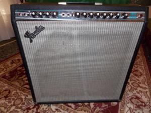FENDER SUPER REVERB USA 70W