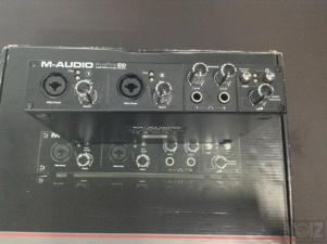 M Audio Profire 610
