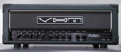 VHT(Fryette) Pitbull 50ST(2001)  ενισχυτής κιθάρας(κεφαλή)