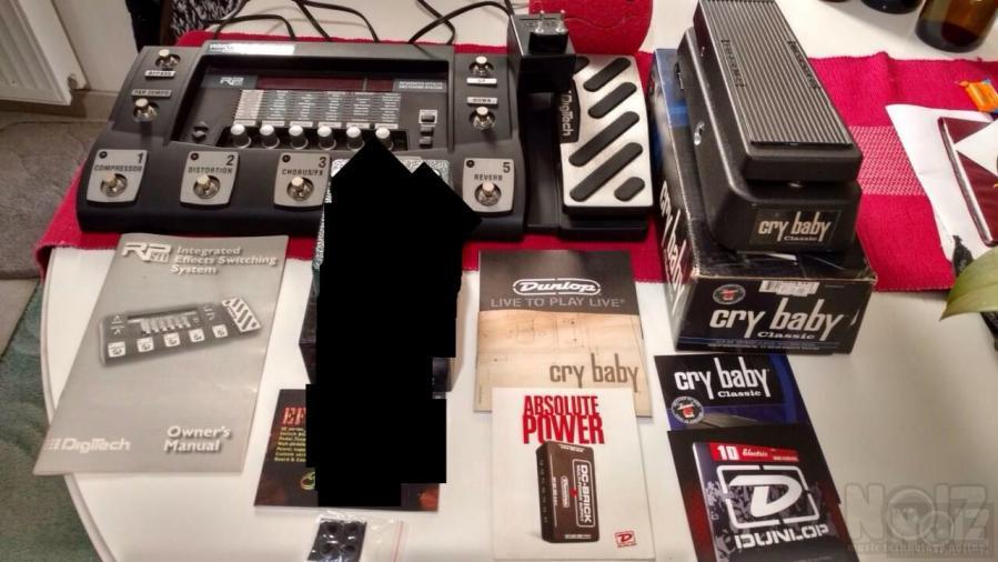 Πώληση ονείρων Vol2 εφέ κιθάρας