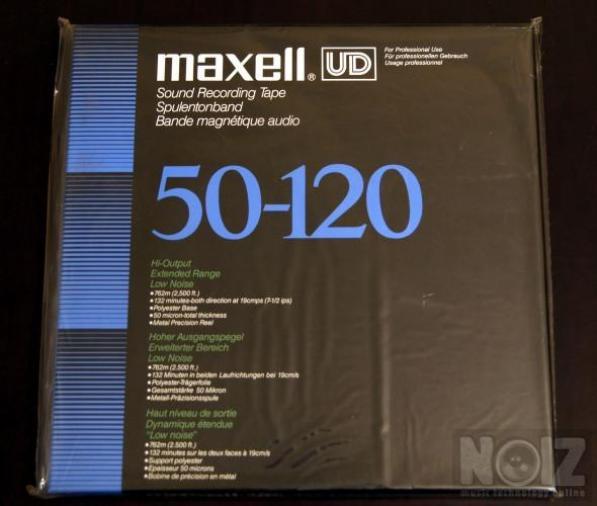 ΤΑΙΝΙΑ Maxell UD 50-120 - NOS