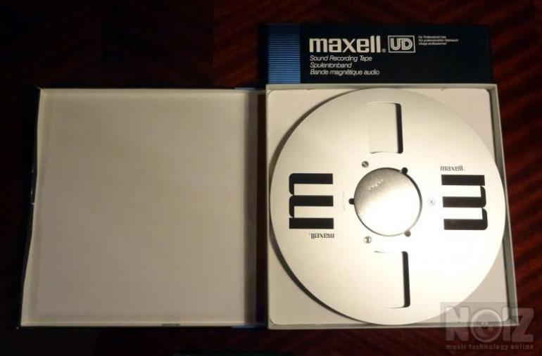 Reel Maxell UD 50-120 - NOS