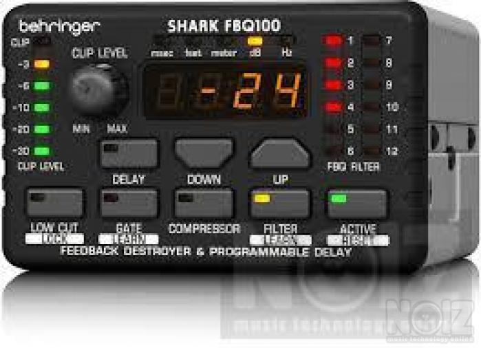 Behringer Shark FB100
