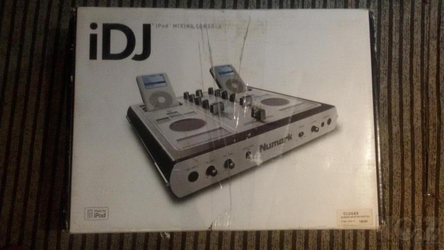 Numark iDJ Mixing Console for iPod