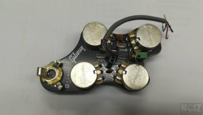Πλακέτα (control plate) Gibson SG