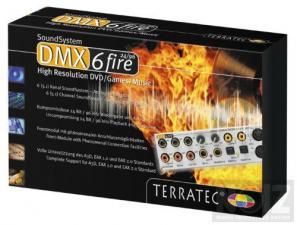 Terratec DMX 6Fire 2496 PCI καρτα ηχου - ΝΕΑ ΤΕΛΙΚΗ ΤΙΜΗ