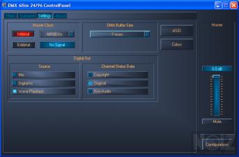 Terratec DMX 6Fire 2496 PCI καρτα ηχου
