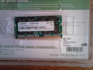 ΜΝΗΜH LAPTOP DDR 1GB 2τεμ
