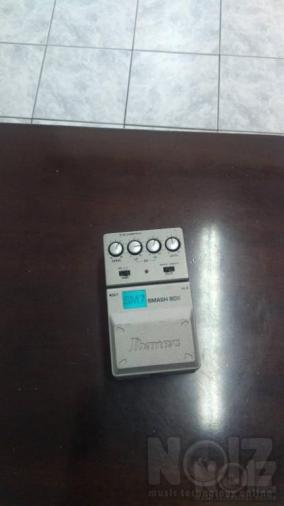 Distortion ibanez sm7