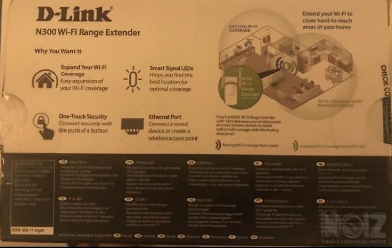 dlink dap 1325 wifi extender