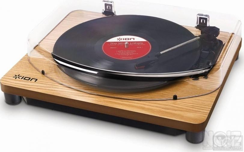 ION Classic LP Wood Usb Turntable