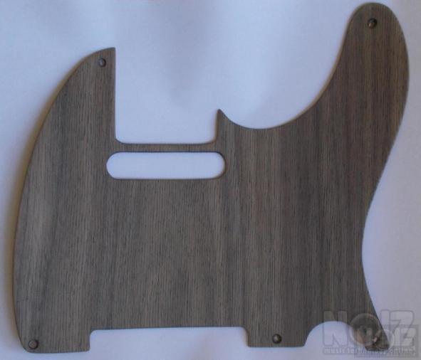 Telecaster Pickguard ξύλινο (alder) χειροποίητο