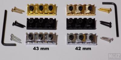 Διαφορά Parts για Tremolo & more
