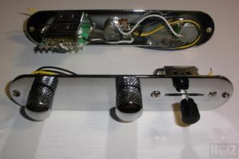 Parts for Telecaster