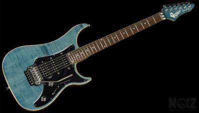 Vigier Excalibur Custom HSS DeepBlue