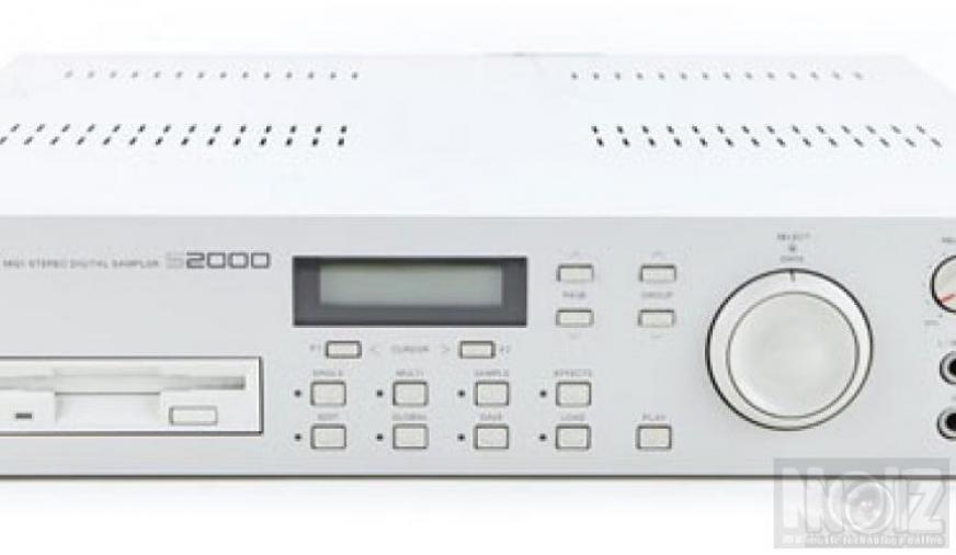 Akai S2000 sampler για ανταλλακτικα
