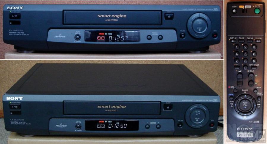Video Sony SLV