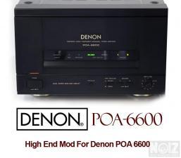 ΣΥΛΕΚΤΙΚΟΣ Denon POA-6600 Mono Blocks Power Amplifier(1989-95) ΝΕΑ ΤΙΜΗ!!!