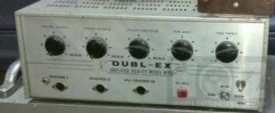 DUBL-EX + ΗΧΕΙΑ