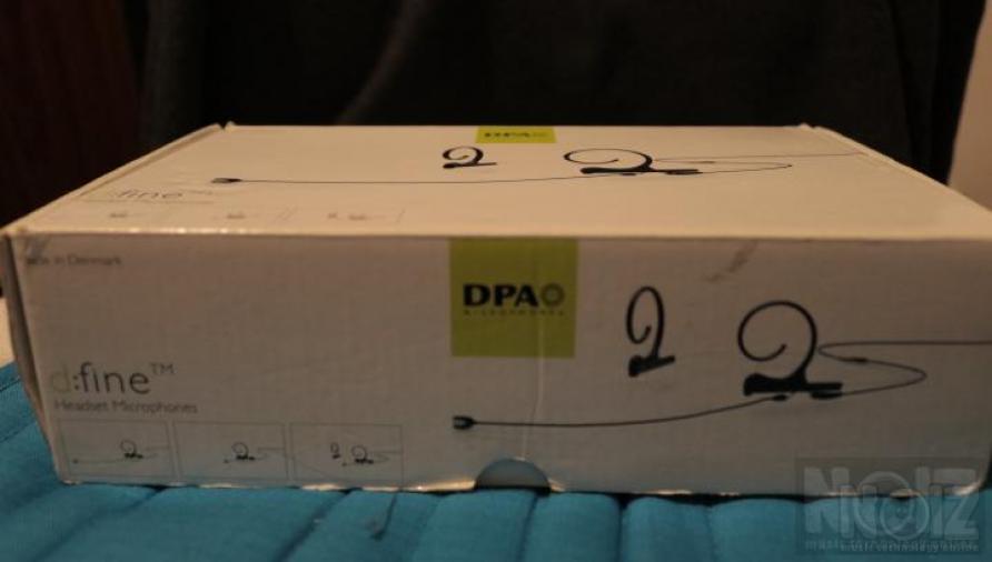 DPA d:fine Directional & DAD 6001 , χειλόφωνο