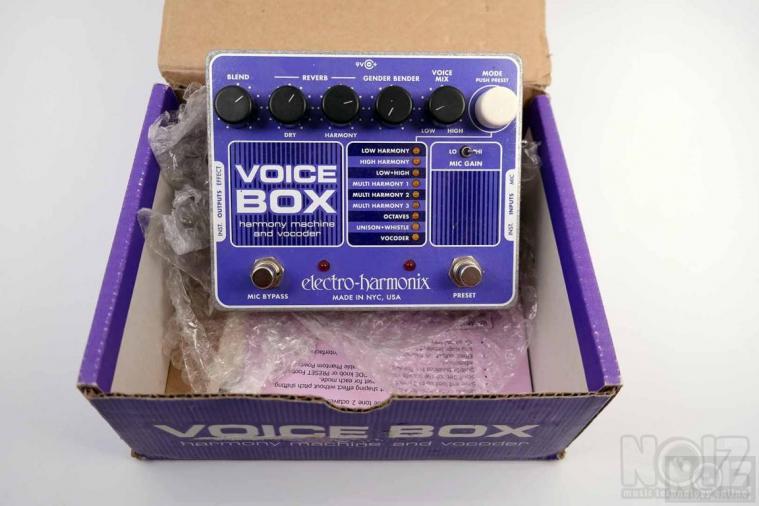 Electro Hamonix Voice Box