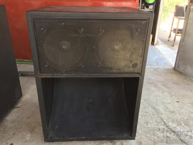 SUBWOOFER ELECTROVOICE 800W