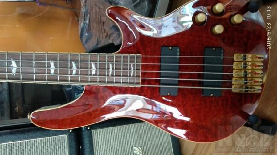 SCHECTER diamond series c-5  Bass Guitars ΚΑΙΝΟΥΡΓΙΟ!!ΝΕΑ ΤΙΜΗ!!!