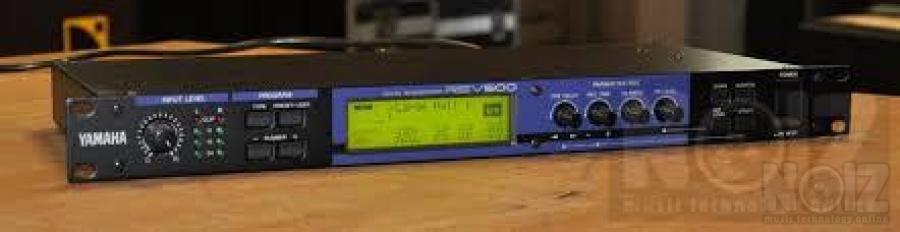ΥΑΜΑΗΑ REV 500 DIGITAL REVERB