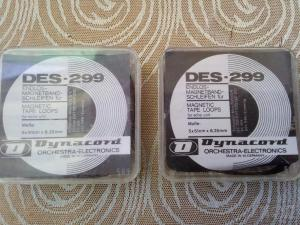 Dynacord Magnetic Tape Loops (Echo)