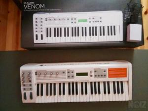 M-AUDIO VENOM (virtual analog synthesiser)