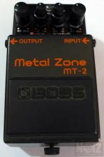 Boss Metal Zone MT-2 Diesel Mod