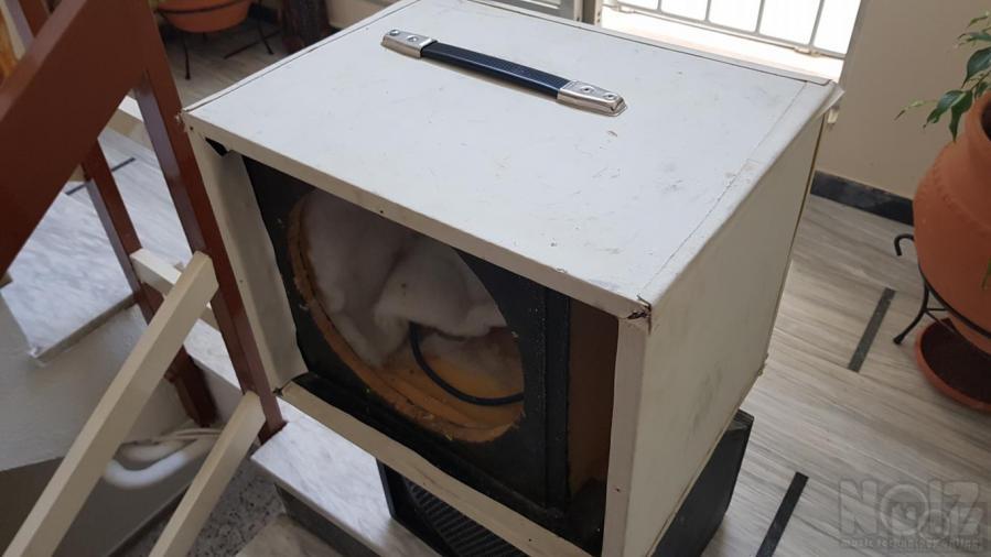 Thiele box