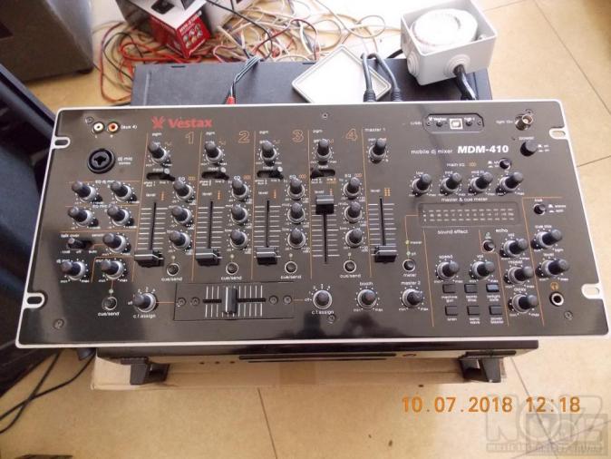VESTAX MDM-410 USB