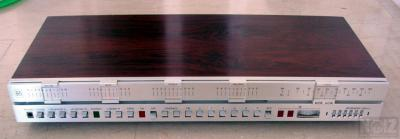 B&O BANG & OLUFSEN BeoMaster 3000-2 Amplifier 1969 + manual