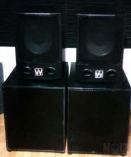 Wharfedale ηχεία