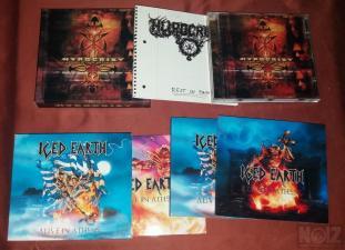 Πώληση: ΜETAL CDs
