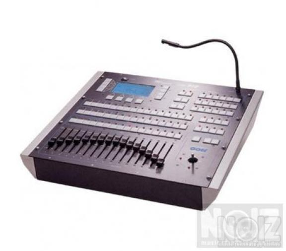 COEF MASTERSHOW 512 | PROGRAMMABLE LIGHT MIXER CONSOLE
