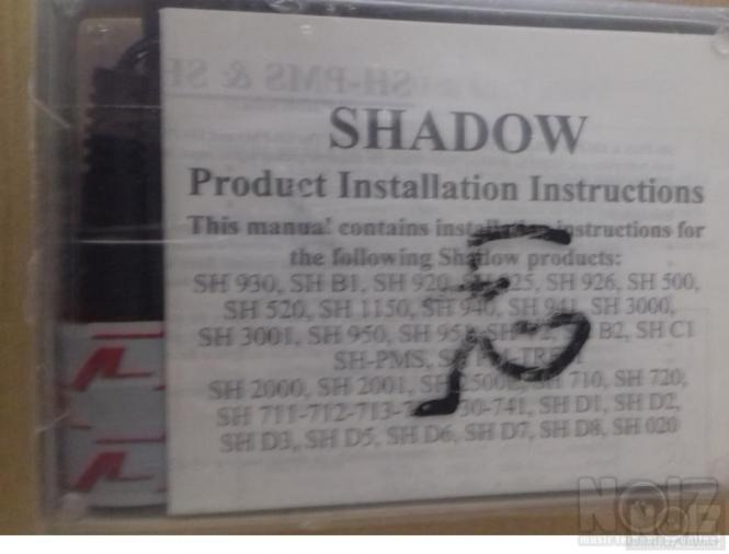 SHADOW SH712