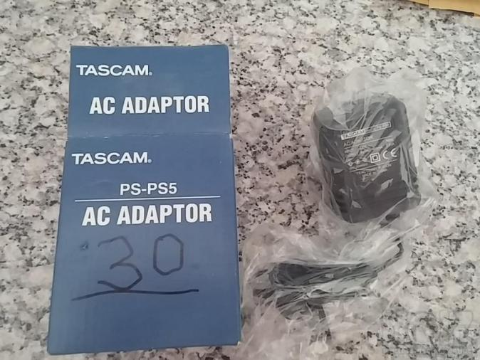 Tascam Adaptor ps-ps5