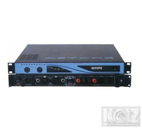 Τελικος Ενισχυτής power soud 2x280w rms. USA