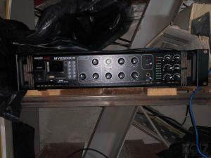 Master Audio 100 Volt PA System