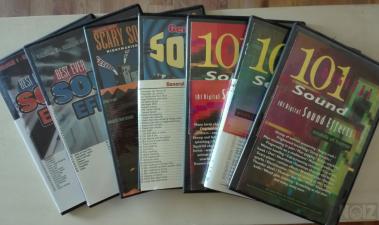 Sound Effects - 14 Original CDs